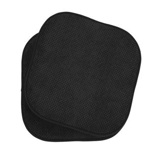 Memory Foam Dining Kitchen Chair Pad Cushion Set Of 2