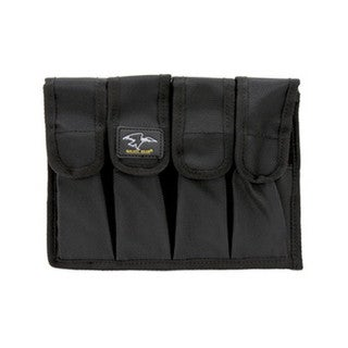 Galati Gear Mag Pouch Quad Pack with Velcro and Molle