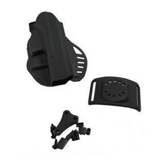 Hogue Glock 17 Holster Right Hand, Black