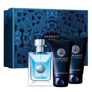 Versace Pour Homme 3-piece Gift Set