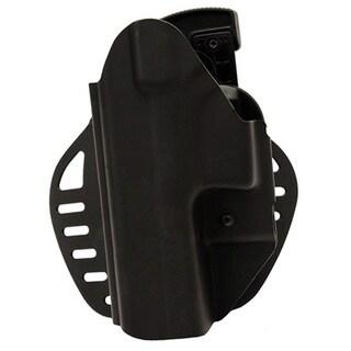 Hogue Glock 17 Holster Left Hand, Black