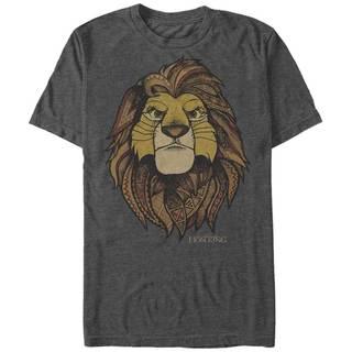Disney's Lion King Grey Cotton Simba Shirt