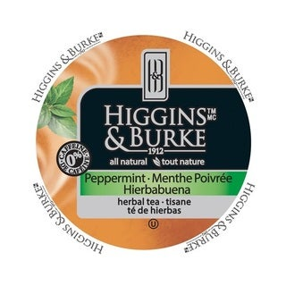 Higgins & Burke Specialty Tea Peppermint RealCup portion pack