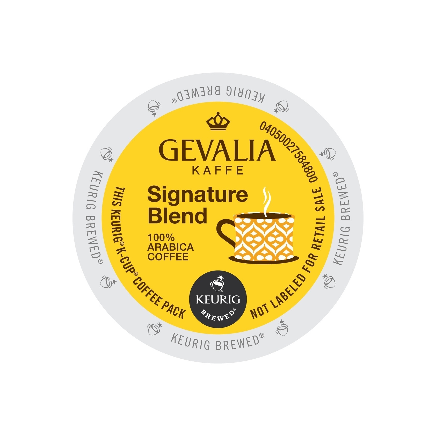 Gevalia Kaffee Signature Blend K-Cup Portion Pack (24 Cou...