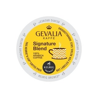 Gevalia Kaffee Signature Blend K-Cup Portion Pack