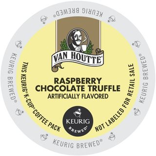 Van Houtte Raspberry Chocolate Truffle Coffee K-Cup Portion Pack