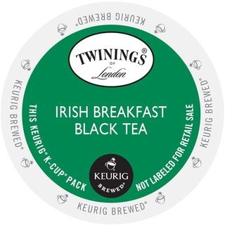 Twining's of London Irish Breakfast Tea K-Cup Portion Pack