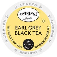 Twining's of London Earl Grey Tea K-Cup Portion Pack