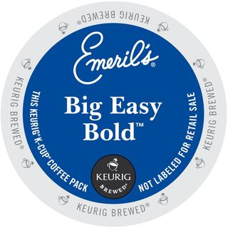 Emeril's Big Easy Bold Coffee K-Cup Portion Pack