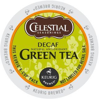 Celestial Seasonings Decaf Green Tea K-Cup Portion Pack