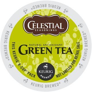 Celestial Seasonings Green Tea K-Cup Portion Pack
