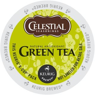 Celestial Seasonings Green Tea K-Cup Portion Pack