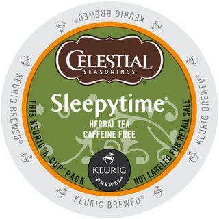 Celestial Seasonings Sleepytime Herbal Tea K-Cup Portion Pack