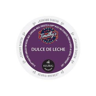 Timothy's Dulce de Leche K-Cup Portion Pack