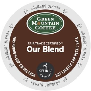 Green Mountain Our Blend Coffee K-Cup Portion Pack