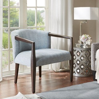 Madison Park Evelyn Blue Multi Chair