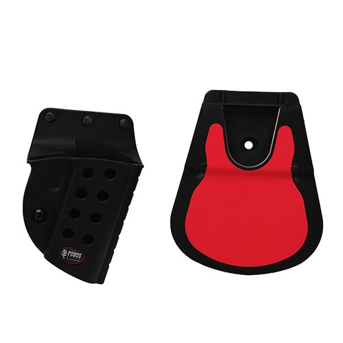 Fobus E2 Evolution Roto Paddle Holster 1911 With Rails