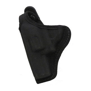 Bianchi 7001 AccuMold Sporting Holster Plain Black, Size 01, Left Hand