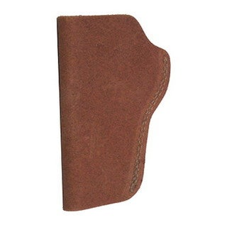 Bianchi 6 Waistband Holster Natural Suede, Size 07, Right Hand