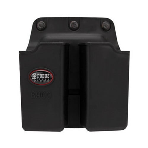 Fobus Double Mag Pouch Glock 9 & 40, H&K 9 & 40 (Belt) Right Hand