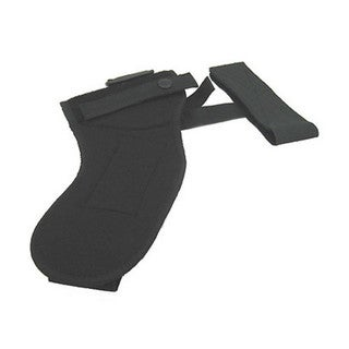 Uncle Mikes Sidekick Ankle Holster Cordura Nylon Black Size 10, Right Hand