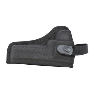 Bianchi 7000 AccuMold Sporting Holster Plain Black, Size 18, Right Hand