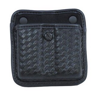 Bianchi 7922 AccuMold Elite Triple Threat II Magazine Pouch Basket Black, Size 2