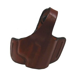 Bianchi 5 Black Widow Leather Holster Plain Tan, Size 01, Right Hand