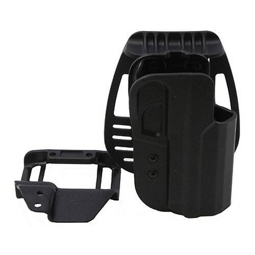 Uncle Mikes Kydex Paddle Holster Size 30, Right Hand