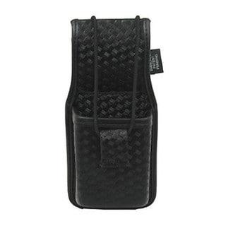 Bianchi 7914S AccuMold Elite Universal Radio Holder Basketweave Black