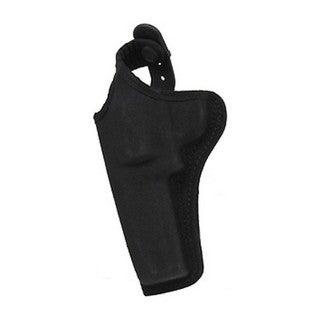 Bianchi 7001 AccuMold Sporting Holster Plain Black, Size 04, Left Hand