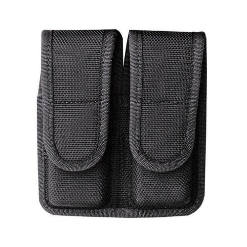 Bianchi 7302HS AccuMold Double Magazine Pouch, Snap Size 4