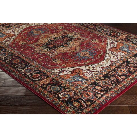 "Copper Grove Laurentian Oriental Polypropylene Area Rug - 9'3"" x 12'6"""