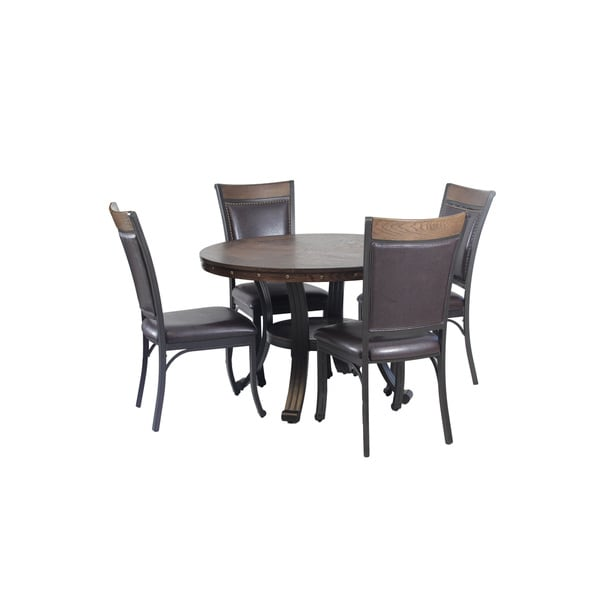 Overstock Dining Set: Shop Franklin 5PC Dining Set