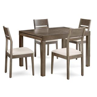 Sydney 5-Piece Dining Set (Table + 4 Chairs)