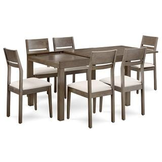 Sydney 7-Piece Dining Set (Table + 6 Chairs)