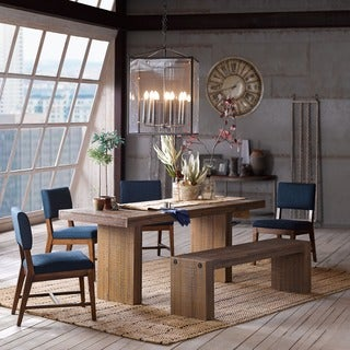 INK+IVY Monterery Natural Dining Table