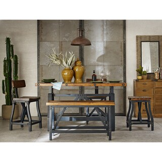 INK+IVY Lancaster Amber Dining/ Gathering Table