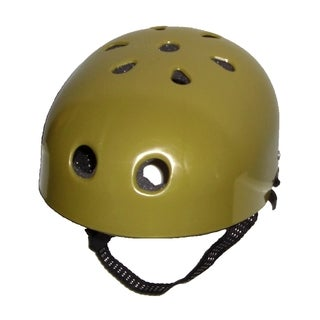 Gold Costume Helmet