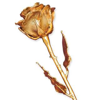 24 Karat Gold Dipped Rose