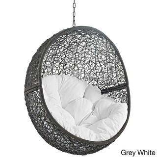 Oliver & James Ruscha Outdoor Patio Swing Chair (More options available)