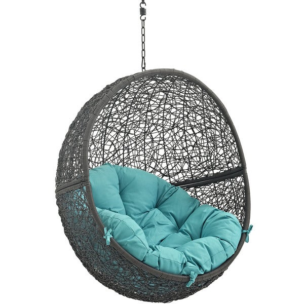 Shop Cloak Outdoor Patio Swing Chair On Sale Free Shipping Today