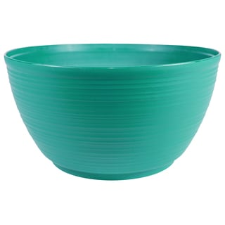 Bloem Dura Cotta Plant Bowl, 15-inches, Calypso