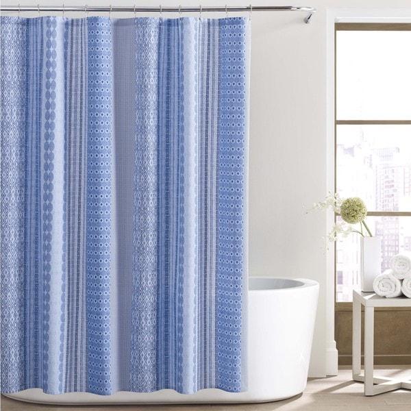 City Scene City Loft Maryn Shower Curtain