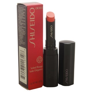 Shiseido Veiled Rouge OR303 Orangerie
