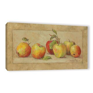 Barbara Mock's Apple Collection, Gallery Wrapped Canvas