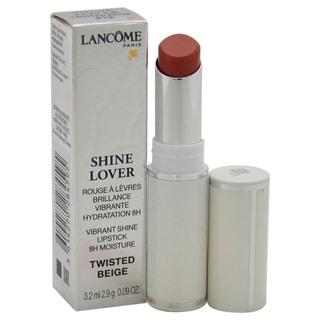 Lancome Shine Lover Vibrant Shine Lipstick 212 Twisted Beige