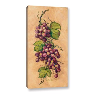 Barbara Mock's Grape Cluster, Gallery Wrapped Canvas