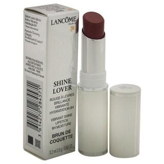 Lancome Shine Lover Vibrant Shine Lipstick 286 Brun de Coquette