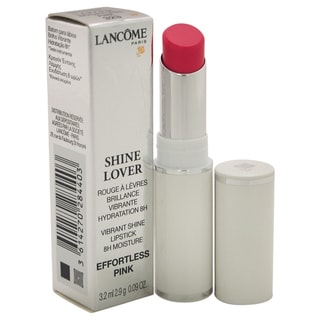 Lancome Shine Lover Vibrant Shine Lipstick 323 Effortless Pink